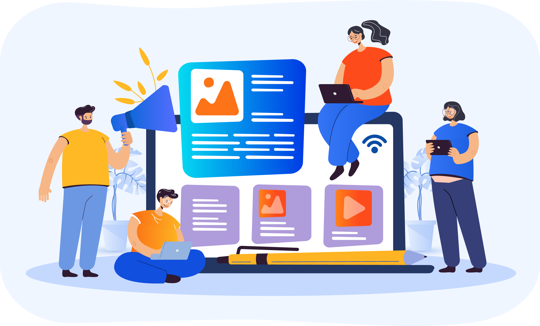content marketing service - Triffid Marketing Ahmedabad, India