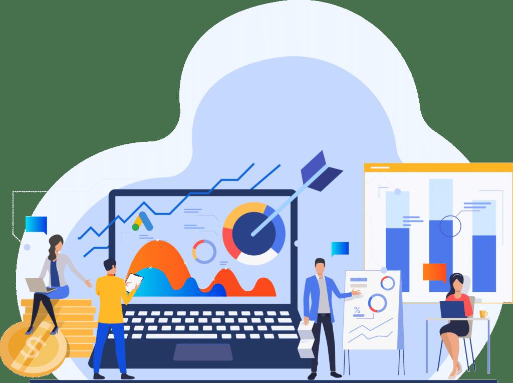 google ads ppc management service - Triffid marketing Ahmedabadd, India