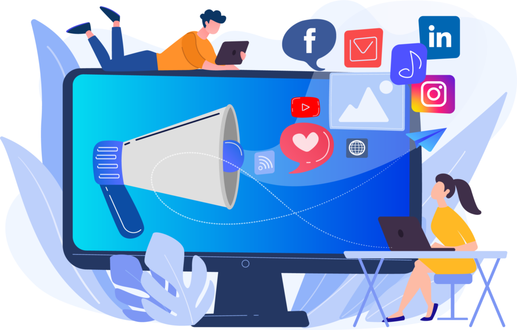 social media advertising agency India - Triffid marketing Ahmedabad, India